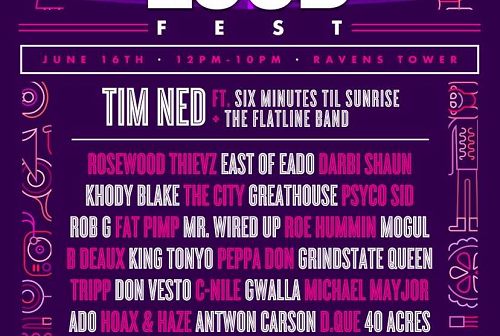 Houston Texas Announces Its Only Music Festival @LoudFestHTX